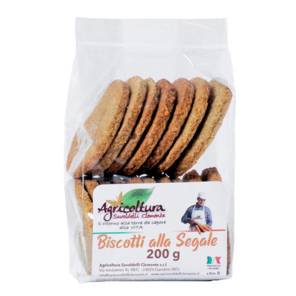 Biscotti alla Segale